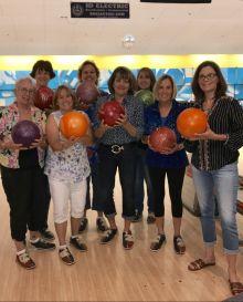 Great Time Bowling at Splitz!